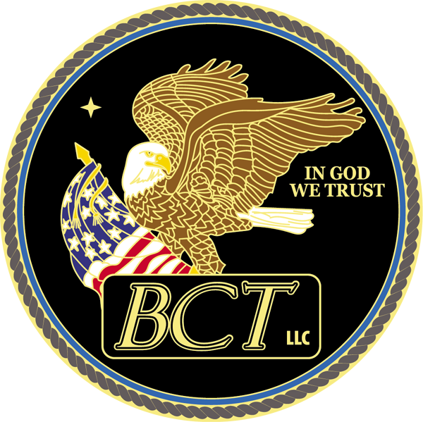 BCT Challenge Coin